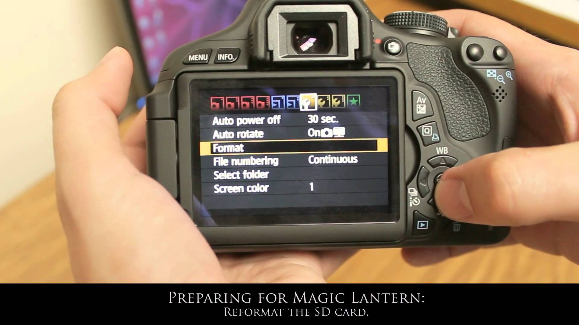 Magic Lantern Install Tutorial for Canon Cameras (feat. Rebel 600D / t3i)